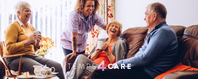 How to keep your care workers smiling