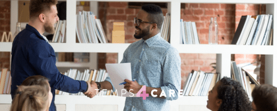 How to Make the Right First Impression in Your New Care Job